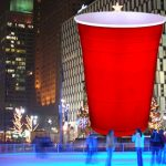 Detroit's non-offensive red holiday cup